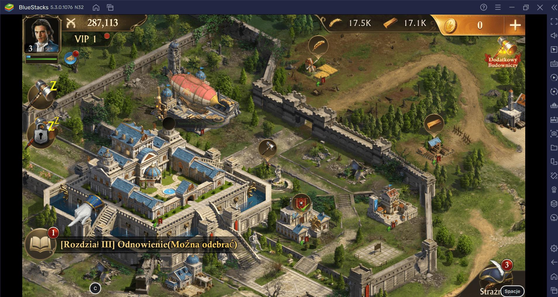 Guns of Glory na PC – jak korzystać z narzędzi BlueStacks, aby zdominować swoich wrogów