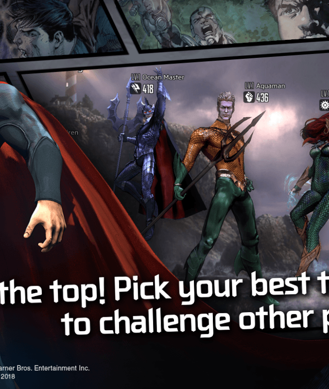 Play DC: UNCHAINED on PC 21