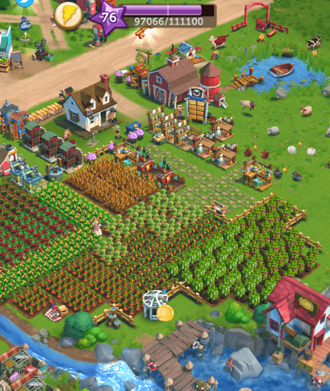 Play FarmVille 2: Country Escape on PC 19