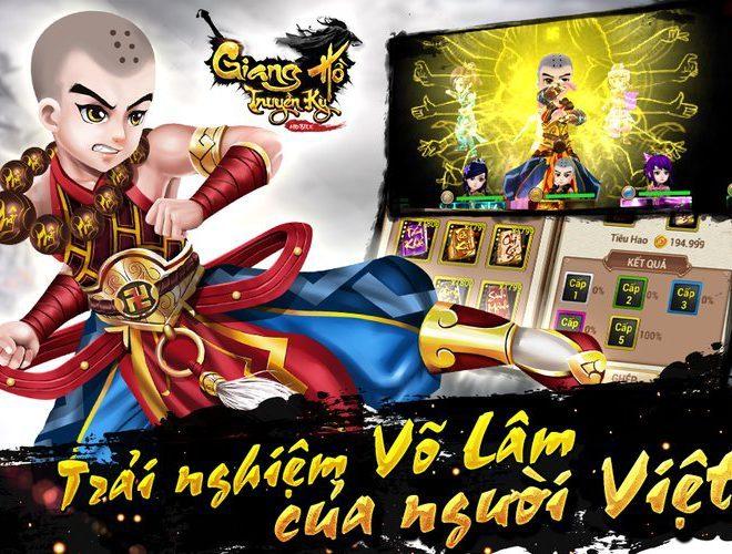 Chơi Giang Hồ Truyền Kỳ on PC 2