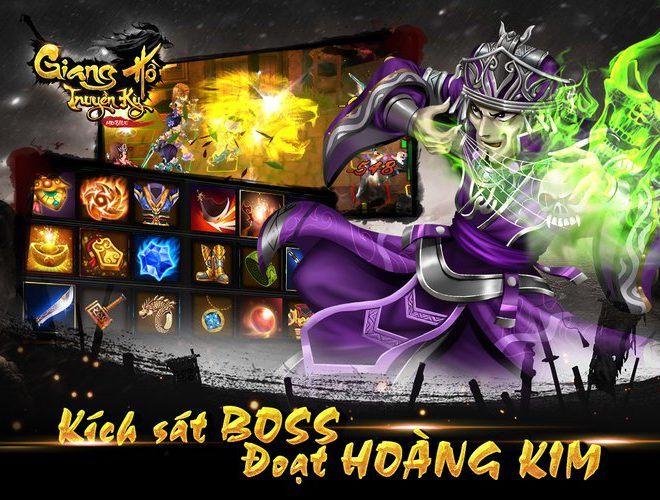 Chơi Giang Hồ Truyền Kỳ on PC 15