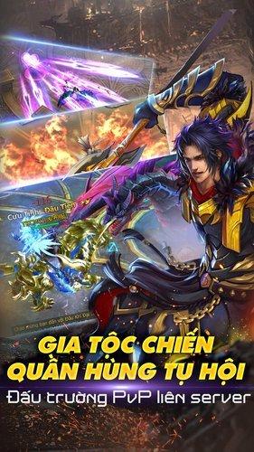 Chơi Thuong Khung Chi Mong on PC 3