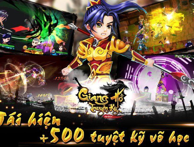 Chơi Giang Hồ Truyền Kỳ on PC 10