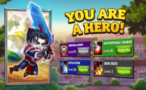 Hero Wars – Men's Choice Epic Fantasy RPG