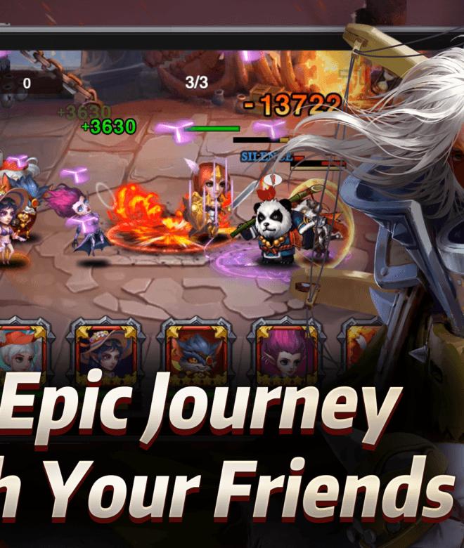 Jouez à  Heroes Charge sur PC 4