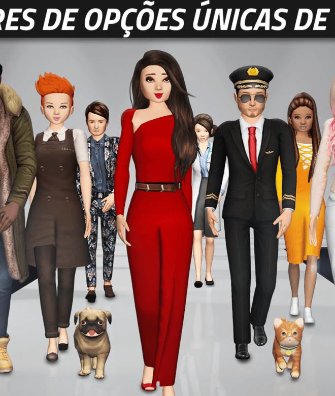 Jogue Avakin Life – 3D virtual world para PC 6