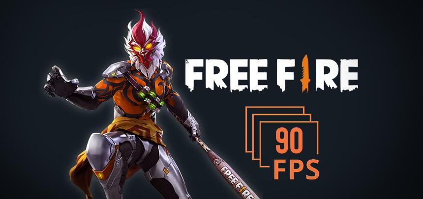 Nova atualização: Chegue a mais de 90FPS no Garena Free Fire com o BlueStacks