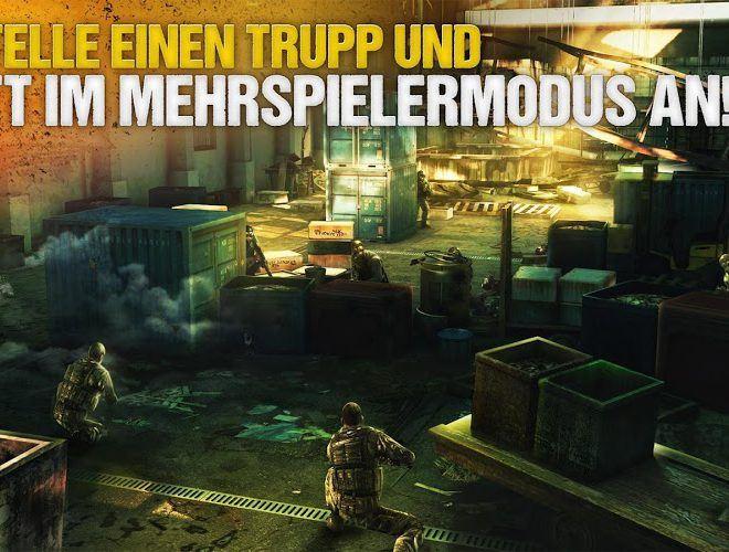 Spiele Modern Combat 5: Blackout für PC 16