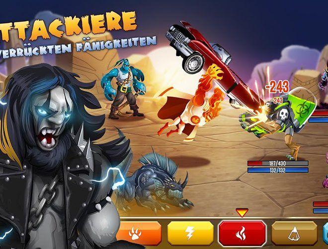 Spiele Monster Legends auf PC 10