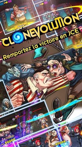 Jouez à  Clone Evolution: War of the Mutants sur PC 11