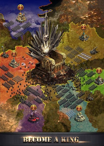 Играй Game of Kings:The Blood Throne На ПК 14