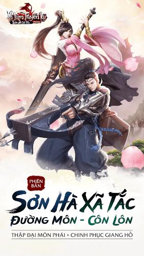 Chơi Võ Lâm Truyền Kỳ Mobile on PC 3