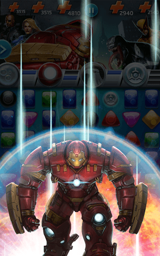 Play Marvel Puzzle Quest on PC 19
