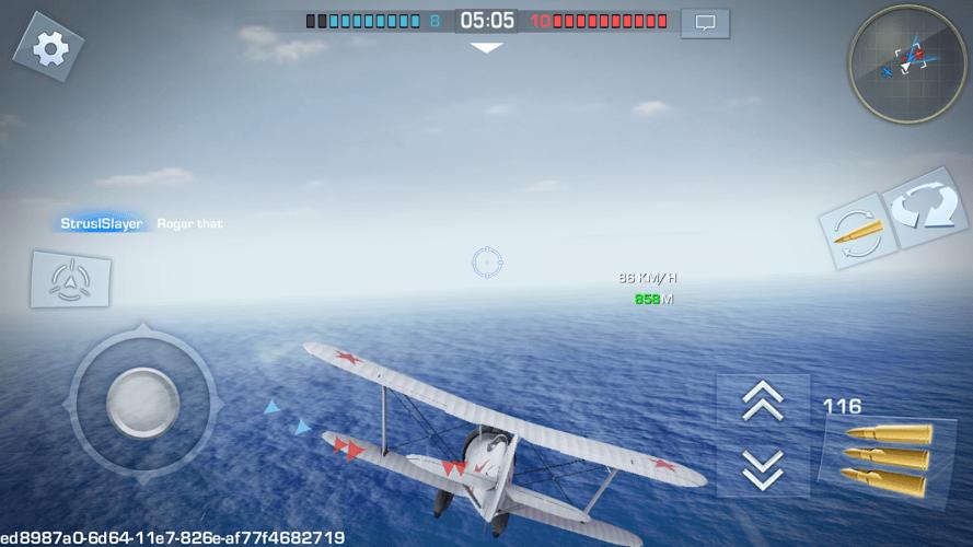 Chơi War Wings on PC 8