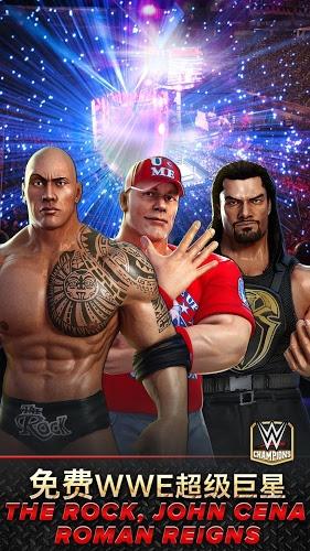 暢玩 WWE Champions Free Puzzle RPG PC版 3