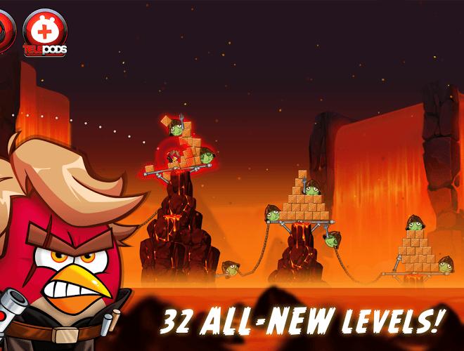 Play Angry Birds Star Wars II Free on PC 12