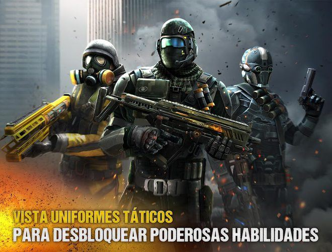 Jogue Modern Combat 5: Blackout on pc 3
