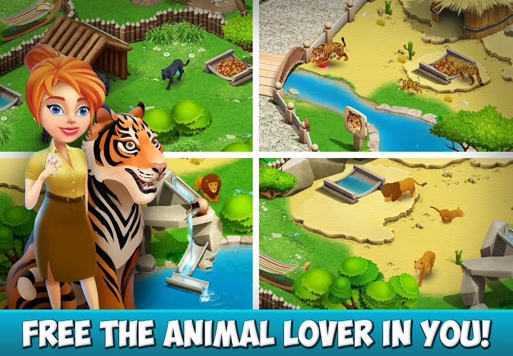 Play Family Zoo: The Story on PC 23