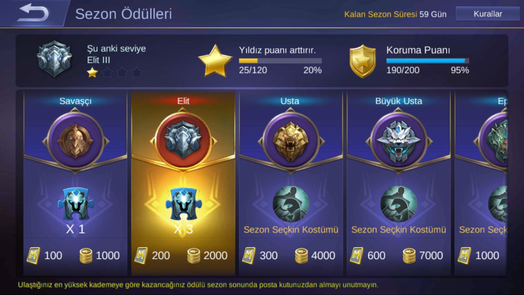 Mobile Legends Leagues Tr