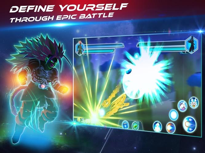 Play Dragon Shadow Battle Warriors: Super Hero Legend on PC 9