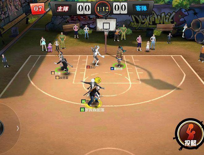 暢玩 街頭籃球-正版授權 百萬玩家即時競技 PC版 23