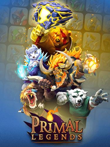 Играй Primal Legends На ПК 13