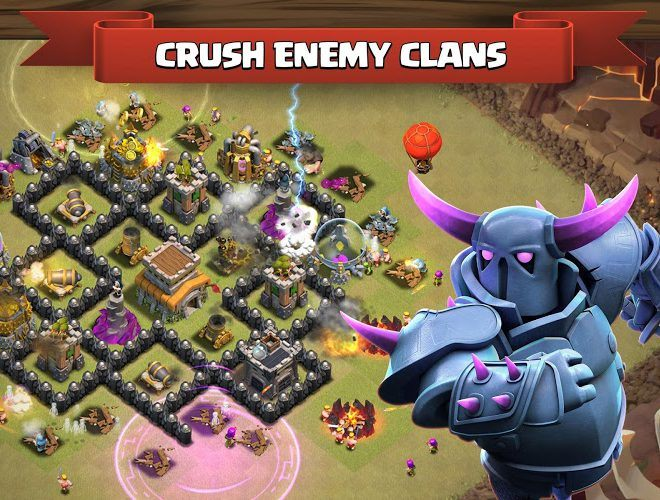 Main Clash of Clans on PC 8