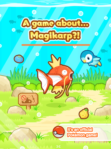 Play Pokémon: Magikarp Jump on pc 7