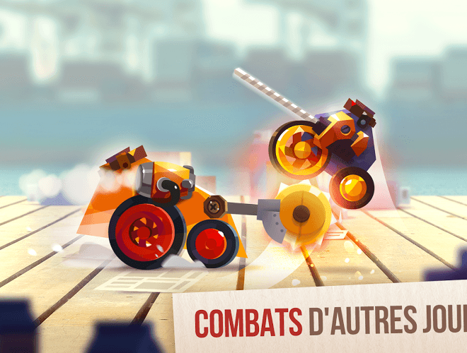 Jouez à  CATS: Crash Arena Turbo Stars sur PC 3