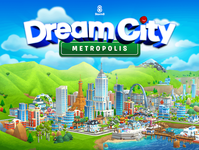 Play Dream City: Metropolis on PC 12