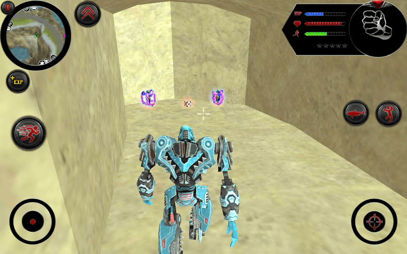 즐겨보세요 Robot Shark on PC 7