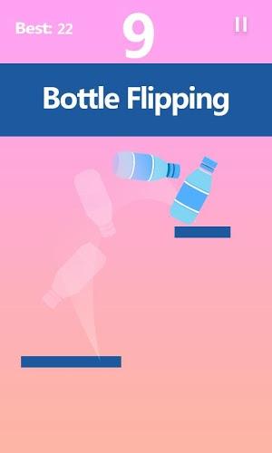 Play Flip Water Bottle on PC 3