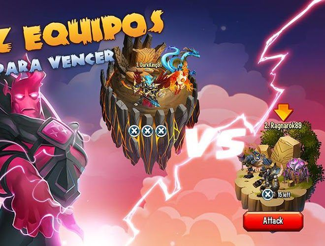 Juega Monster Legends en PC 14