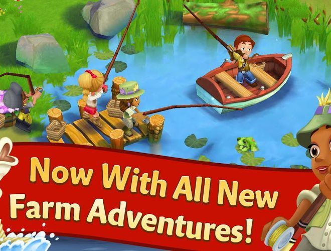 Chơi FarmVille 2: Country Escape on PC 3