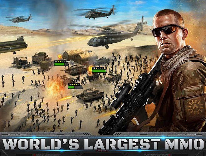 Play Mobile Strike Epic War on PC 7