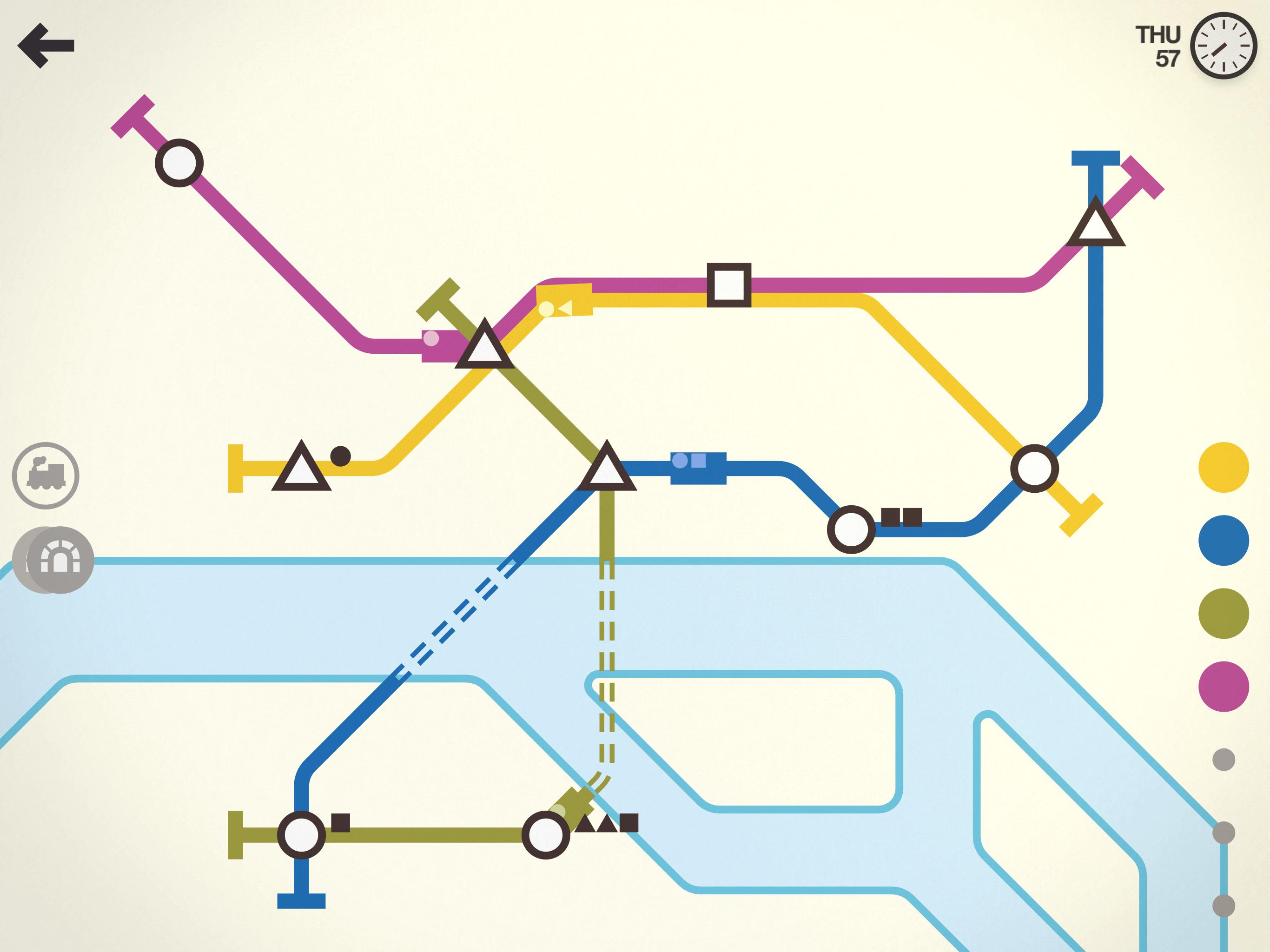 Mini Metro Free Mac