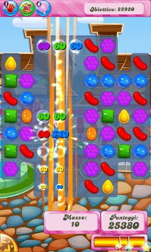 Gioca Candy Crush on PC 8