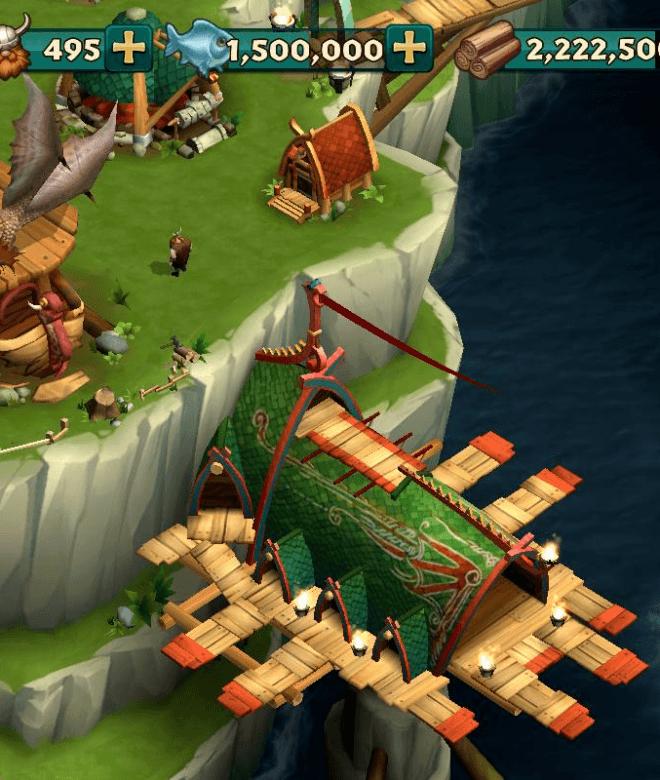 Играй Dragons: Rise of Berk На ПК 16