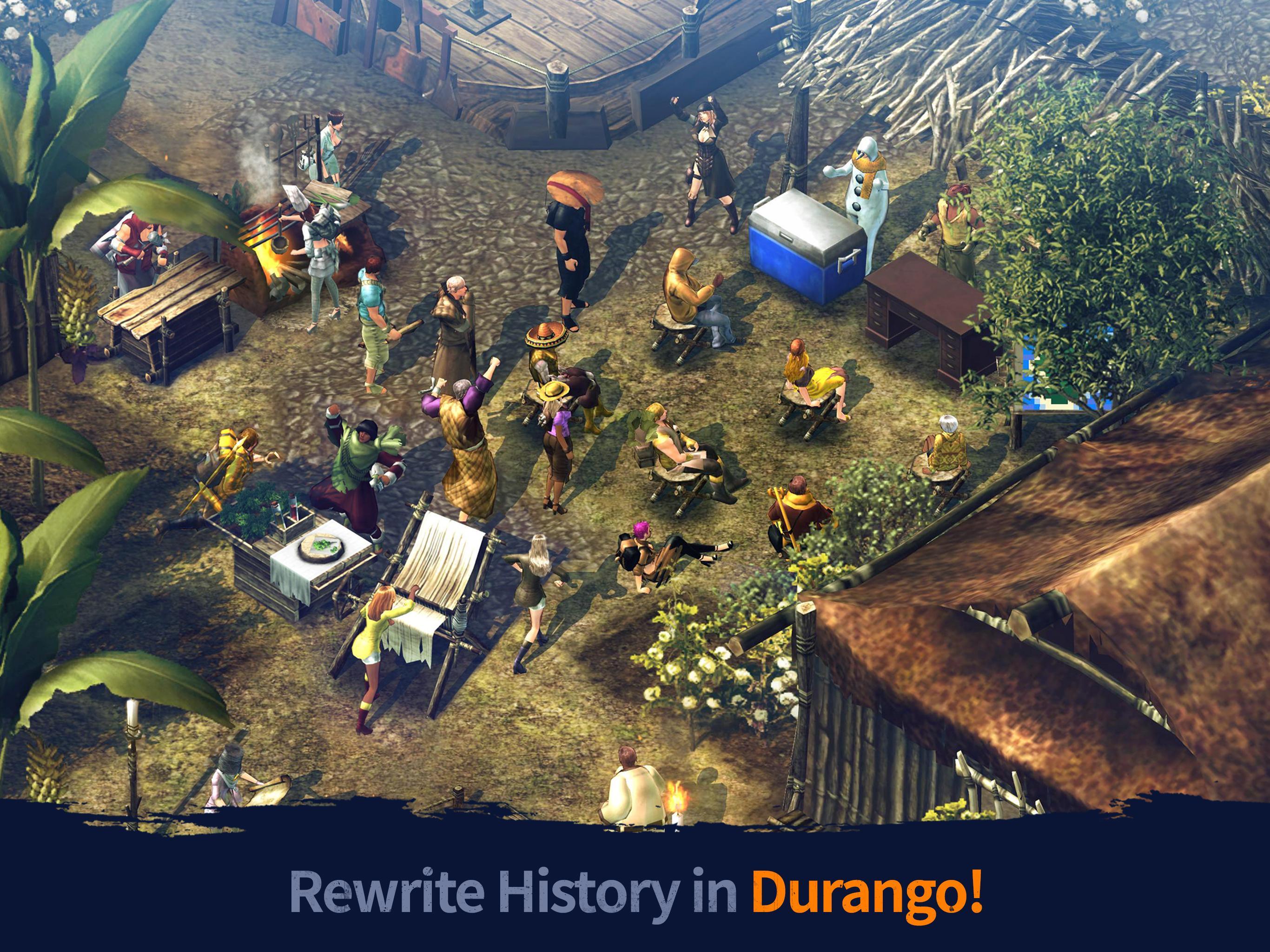 Durango Wild Landsfree generator without human verification