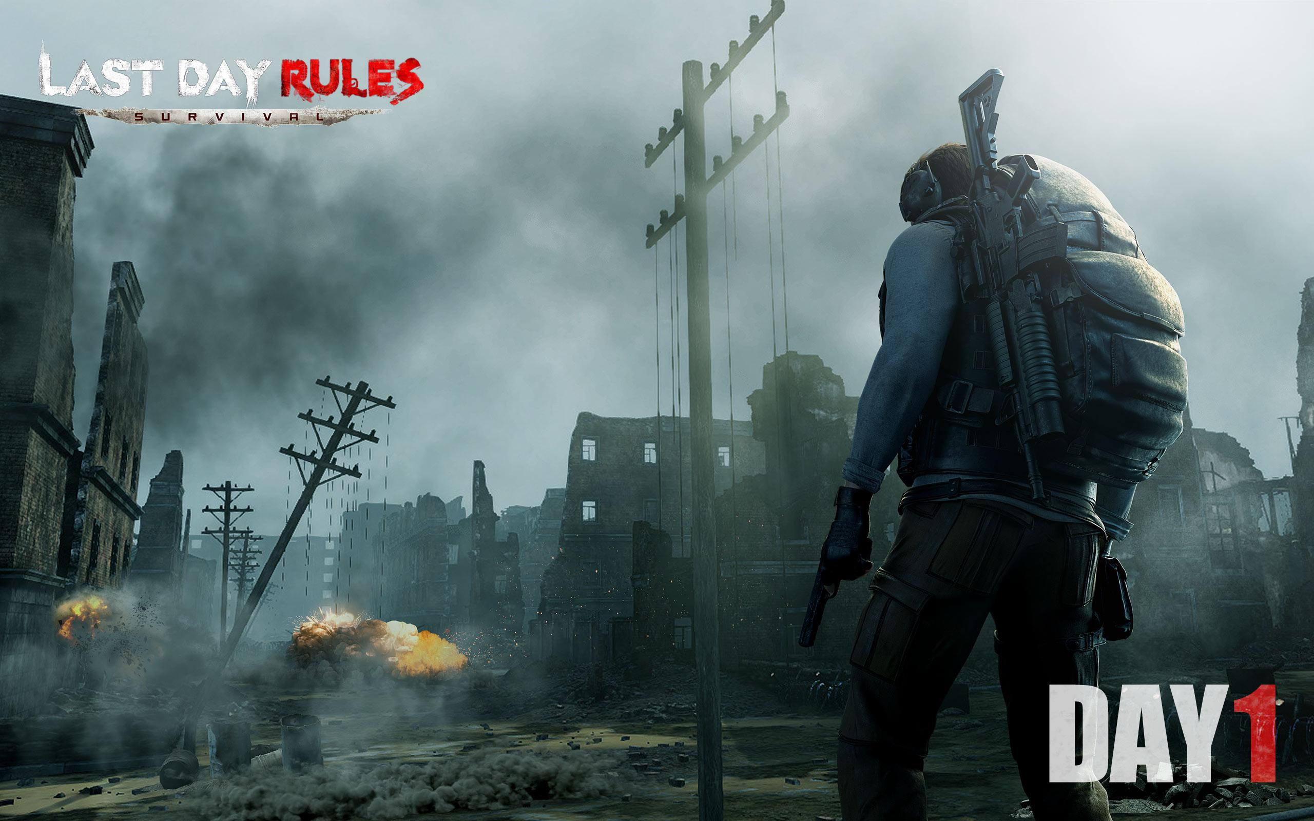 Download Last Day Rules Survival On Pc With Bluestacks