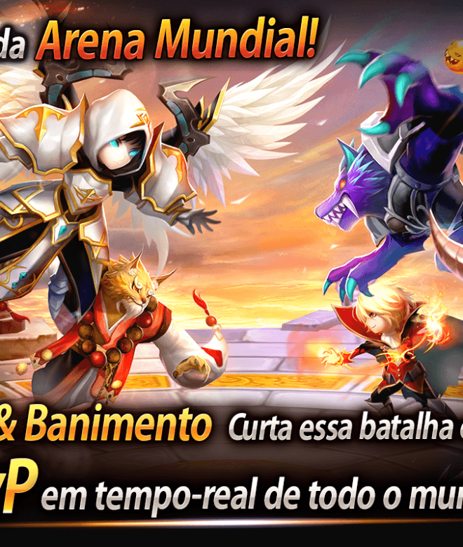 Jogue Summoners War Sky Arena para PC 12