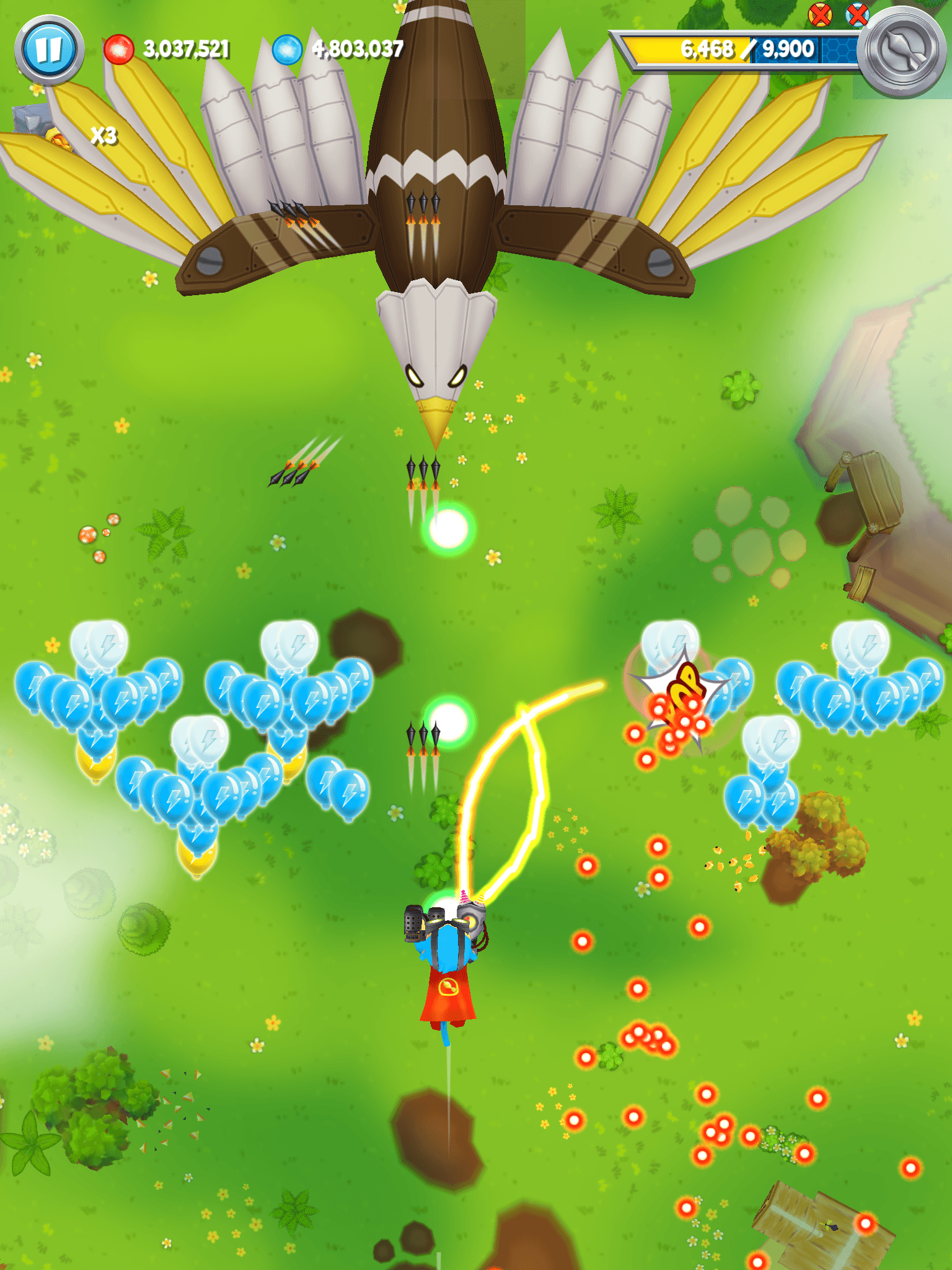 Download Bloons Supermonkey 2 on PC with BlueStacks
