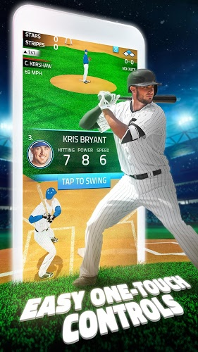 Play TAP SPORTS BASEBALL 2016 on PC 2