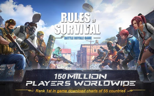 Main Rules of Survival on PC 9