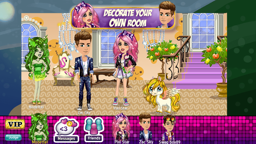 Download MovieStarPlanet on PC with BlueStacks