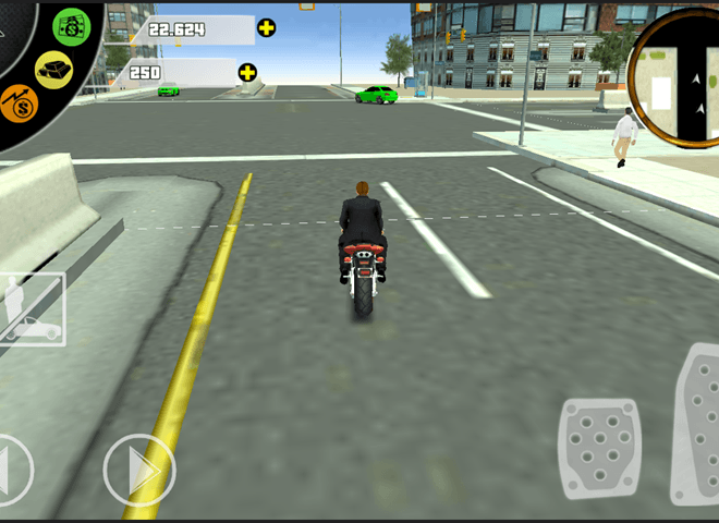 Play San Andreas Real Gangsters 3D on pc 4