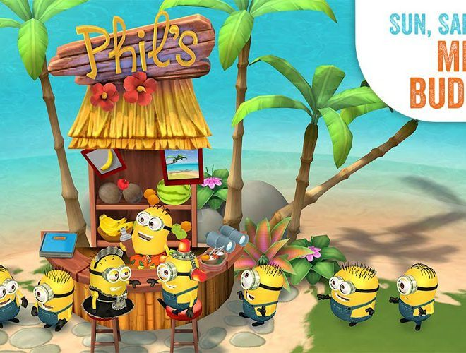 Play Minions Paradise on PC 3
