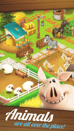 Play Hay Day on PC 5