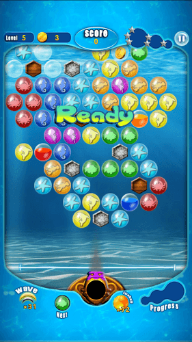 Play Bubble Shoot Saga on PC 4