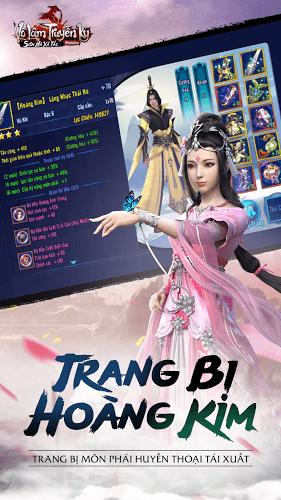 Chơi Võ Lâm Truyền Kỳ Mobile on PC 5